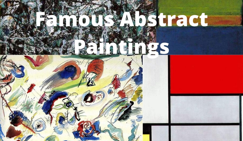 Famous Abstract Paintings