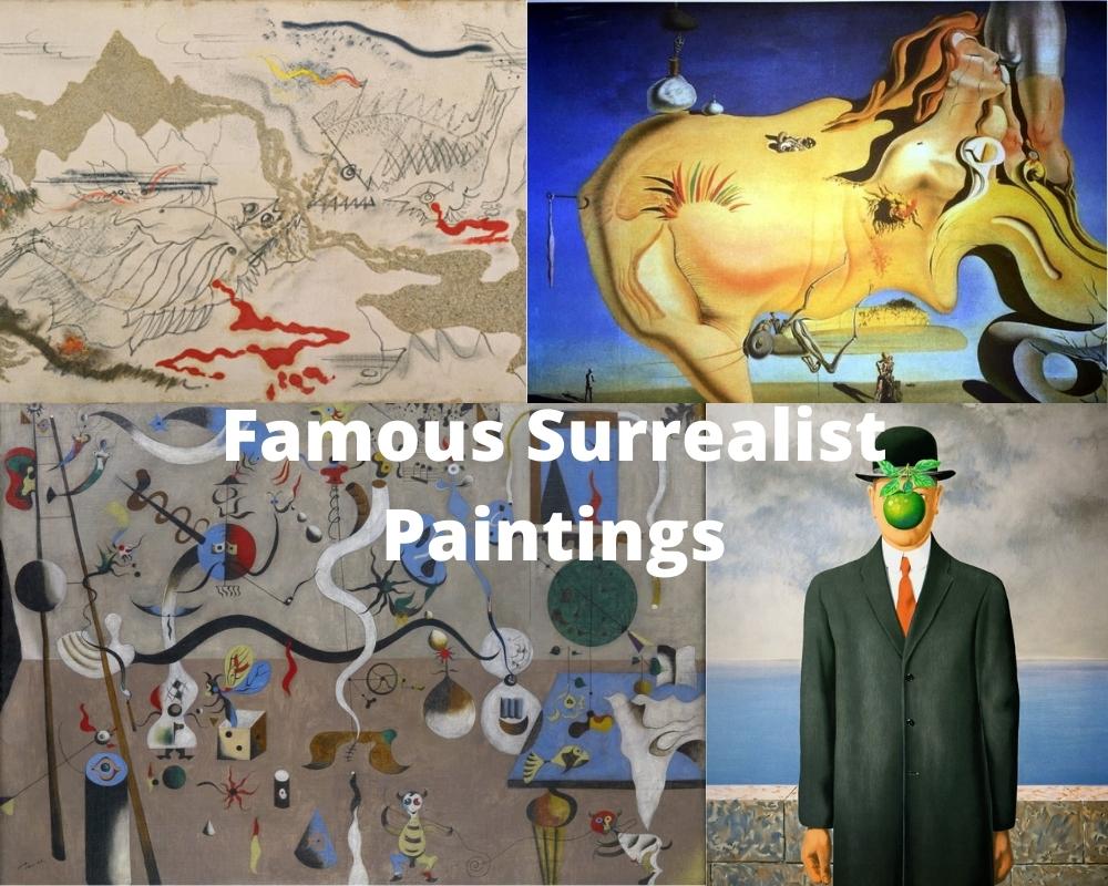 Famous Surrealist Paintings