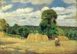 Camille Pissarro Biography