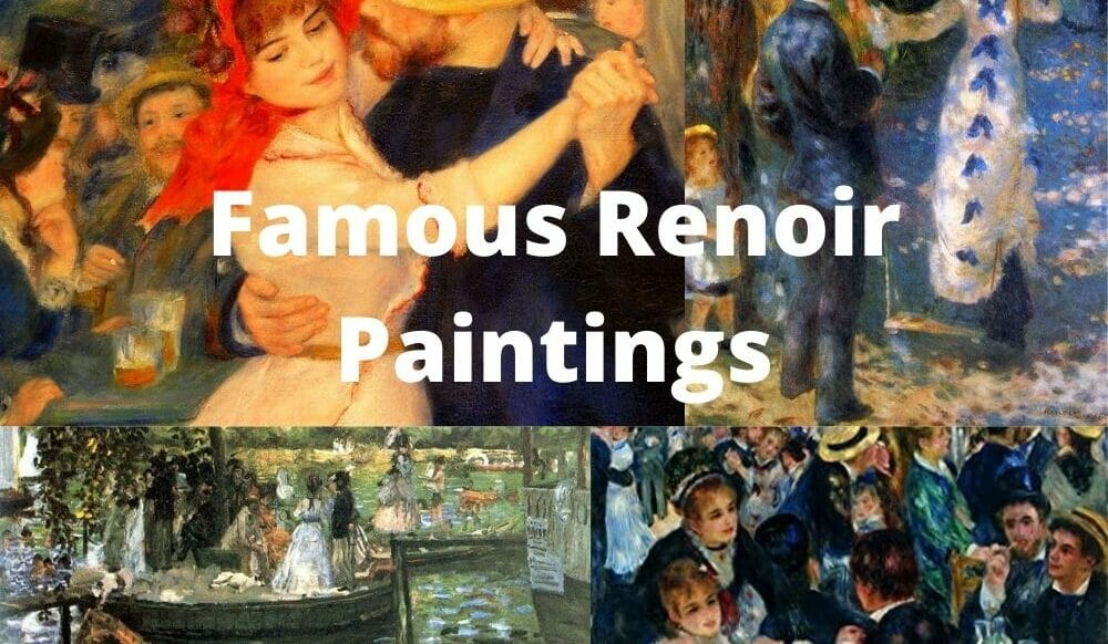 Famous Renoir Paintings