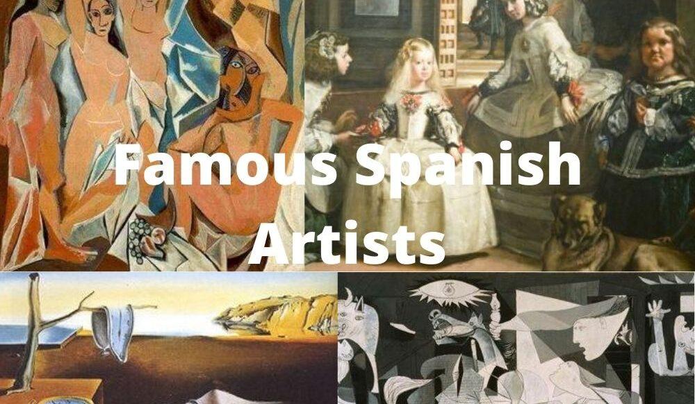 Famous Spanish Artists