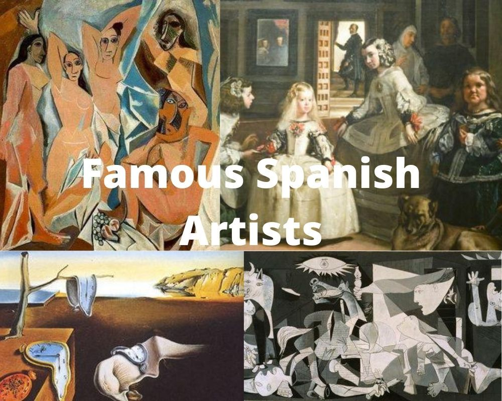 Famous Spanish Artists