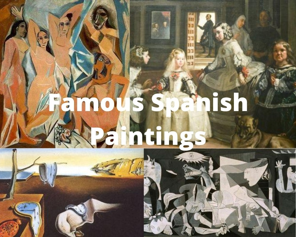 Famous Spanish Paintings