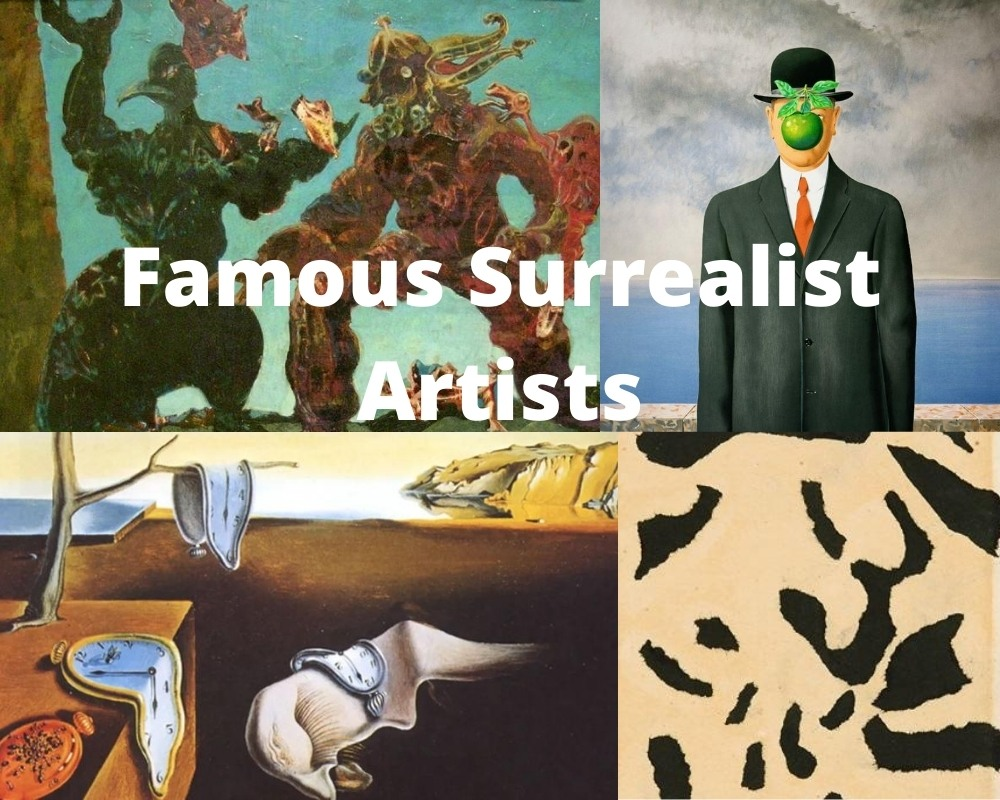 Famous Surrealist Artists