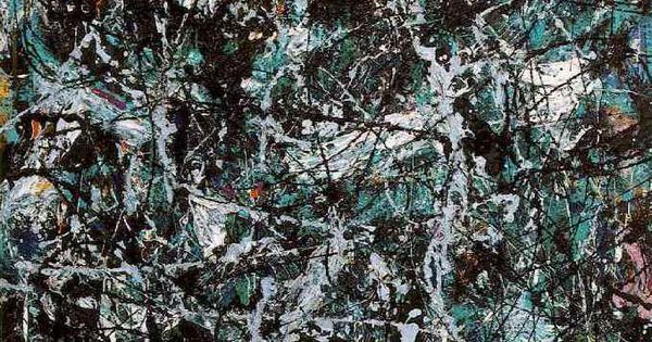 Full Fathom Five - Jackson Pollock