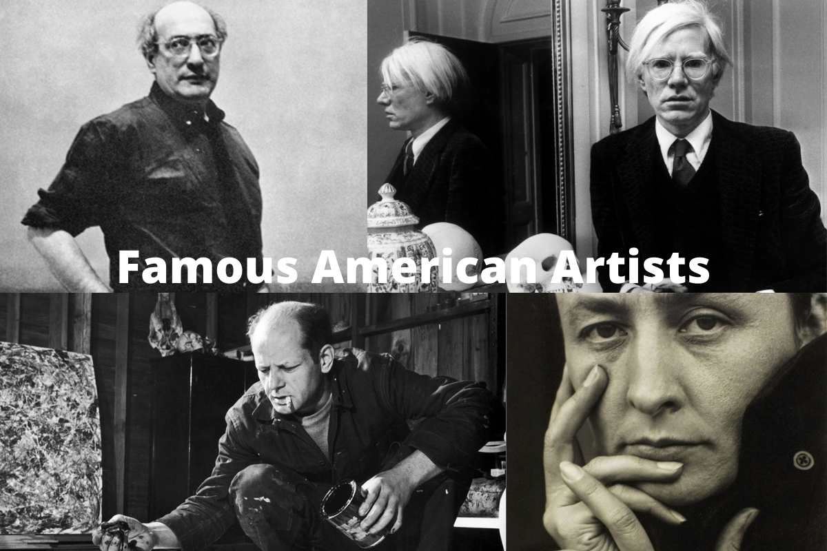 Famous American Artists