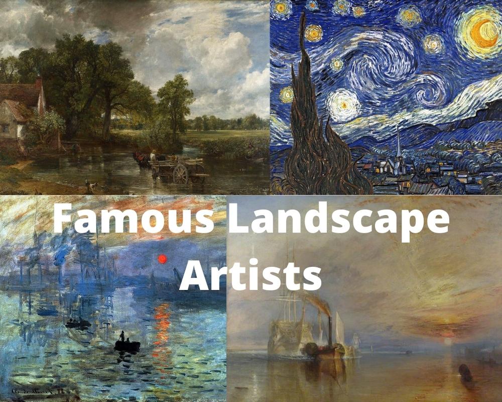 Famous Landscape Artists