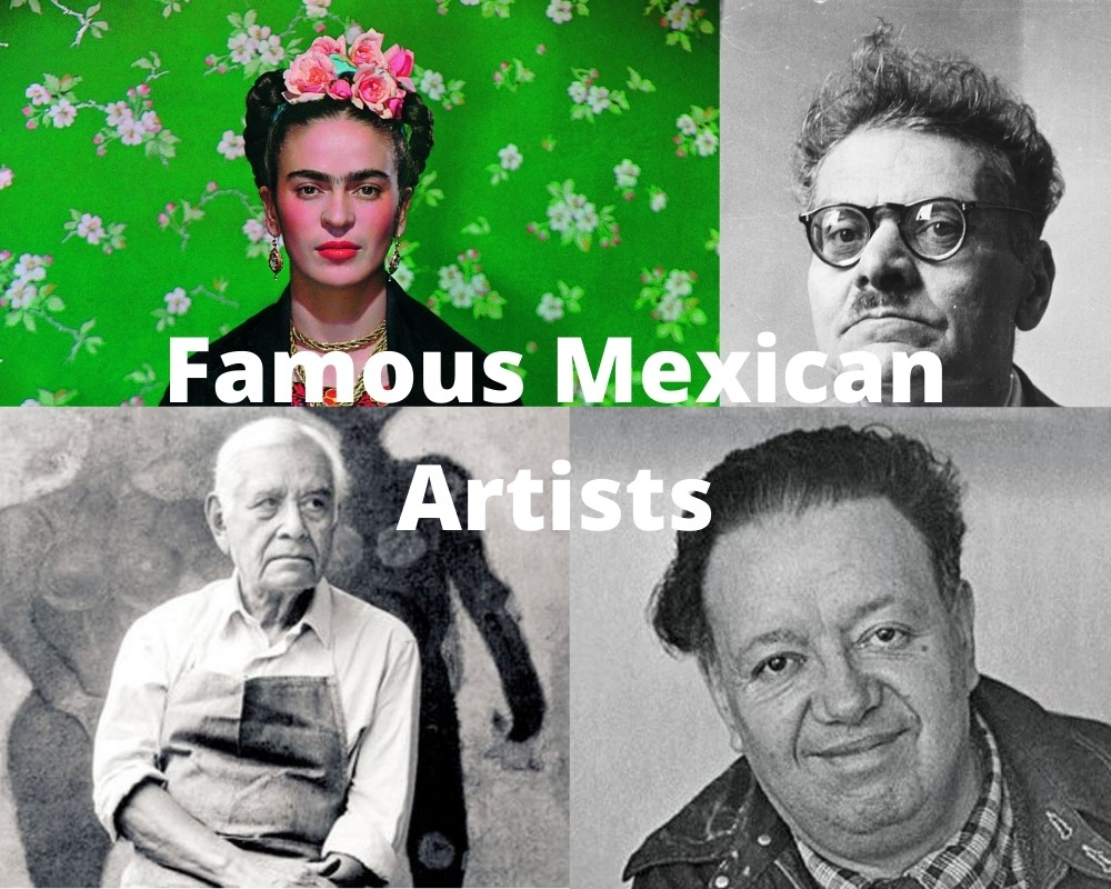 Famous Mexican Artists