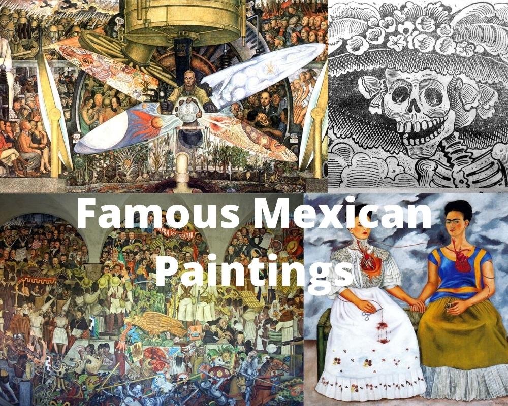 Famous Mexican Paintings