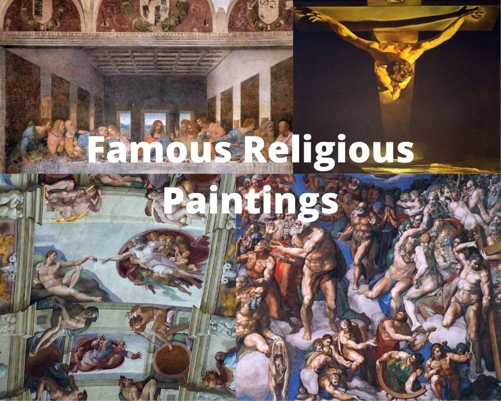 Famous Religious Paintings