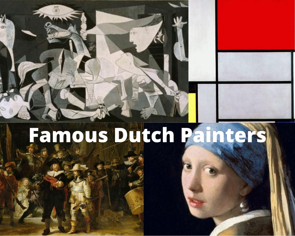 Famous Dutch Painters