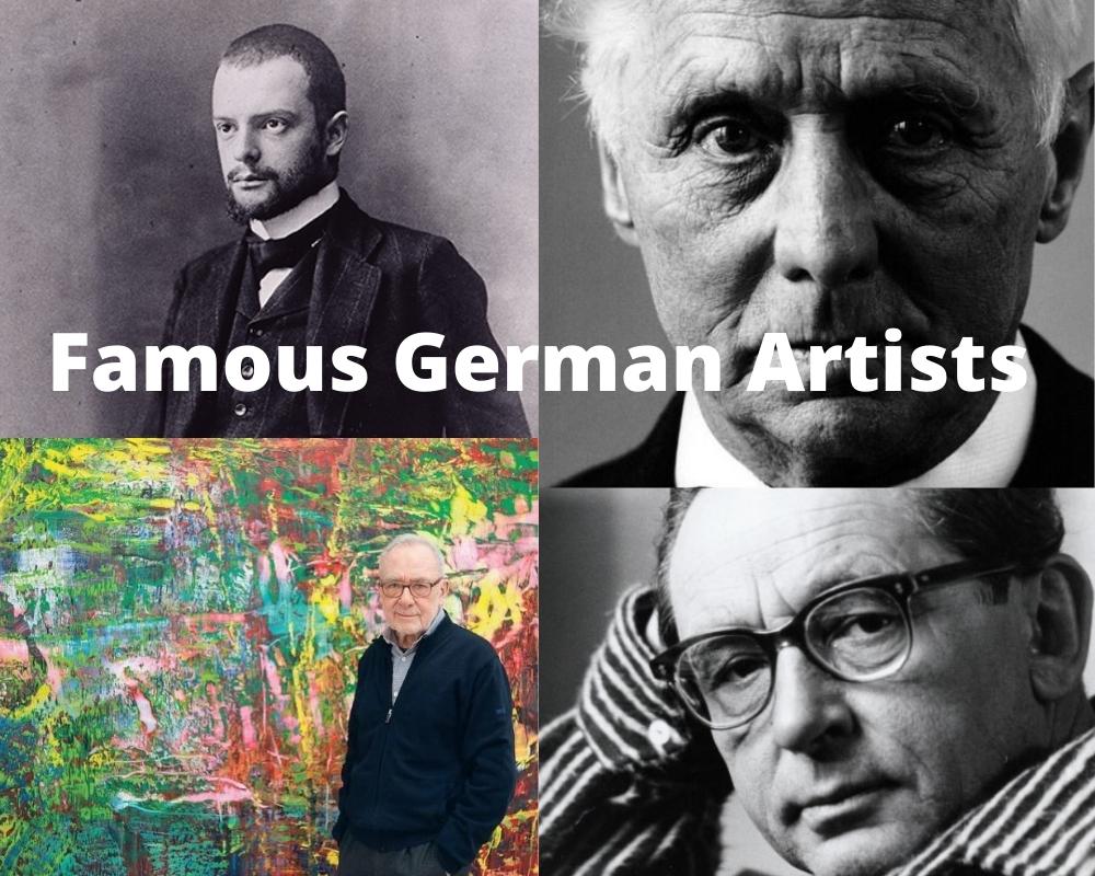 Famous German Artists