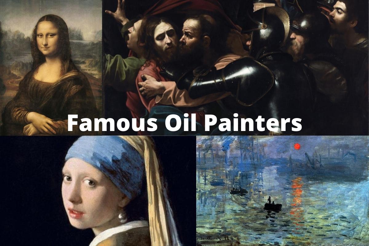 Famous Oil Painters