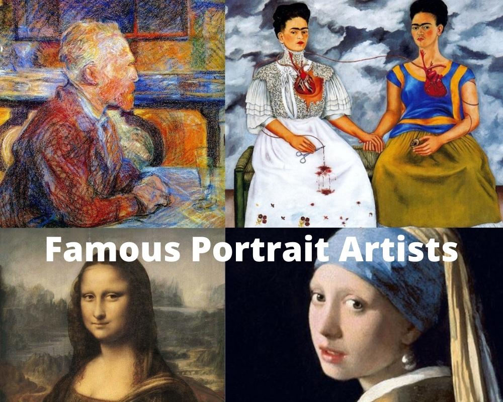 Famous Portrait Artists