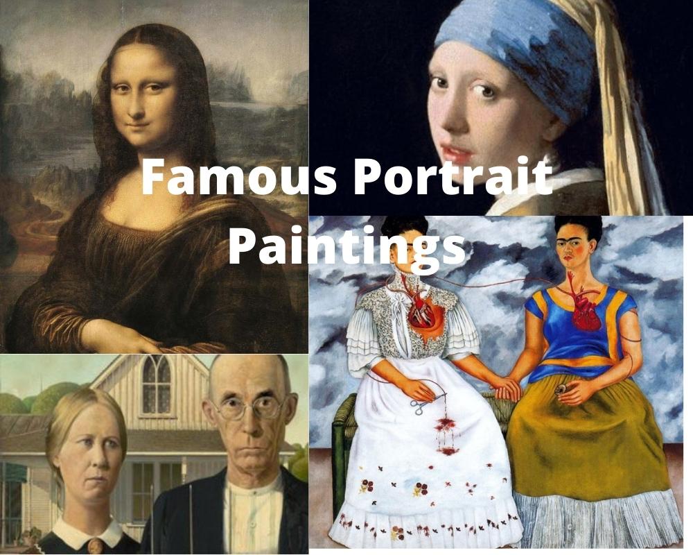 Famous Portrait Paintings