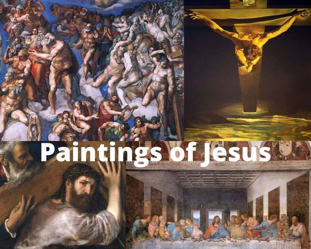 Paintings of Jesus