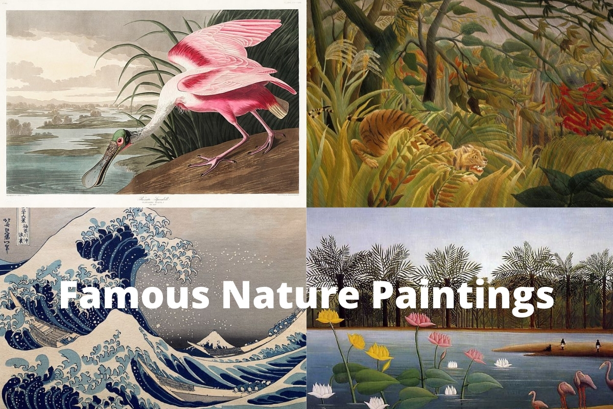 Famous Nature Paintings