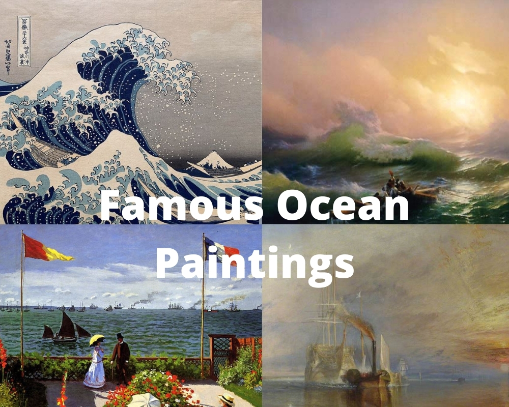 Famous Ocean Paintings