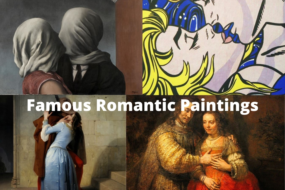 Famous Romantic Paintings