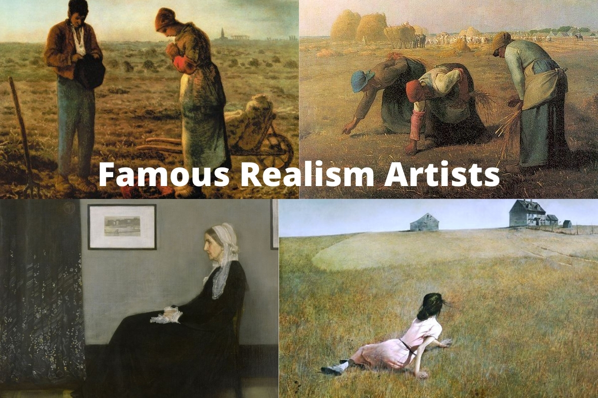 Famous Realism Artists