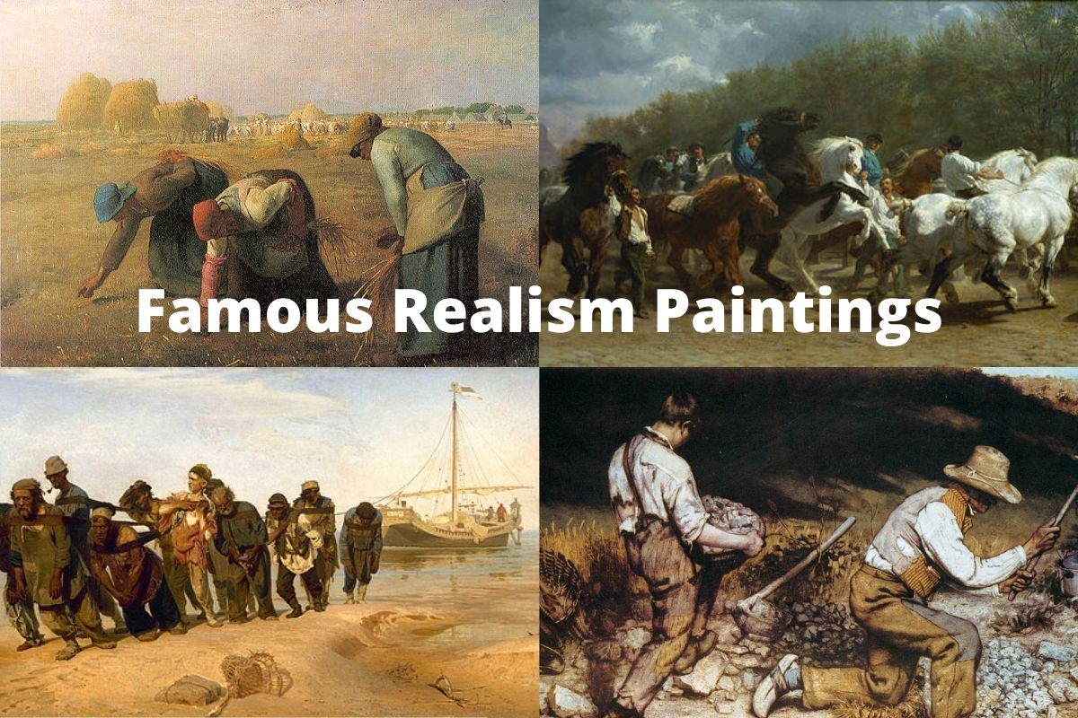 Famous Realism Paintings