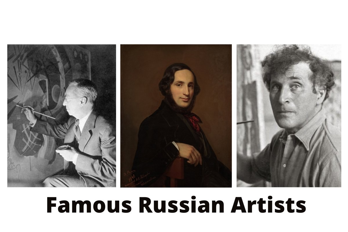 Famous Russian Artists