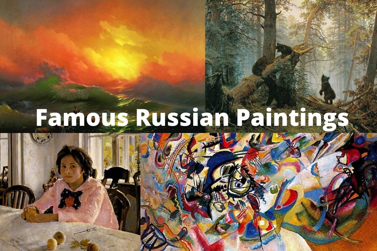 Famous Russian Paintings