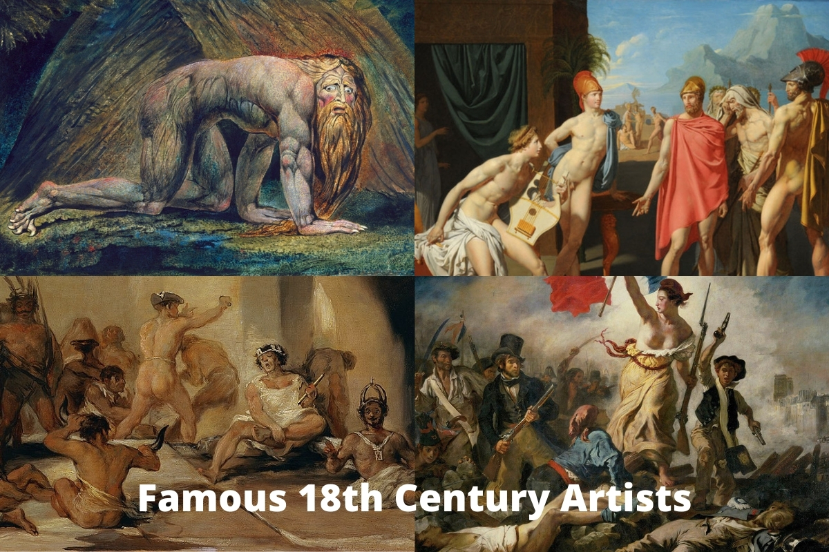 Famous 18th Century Artists