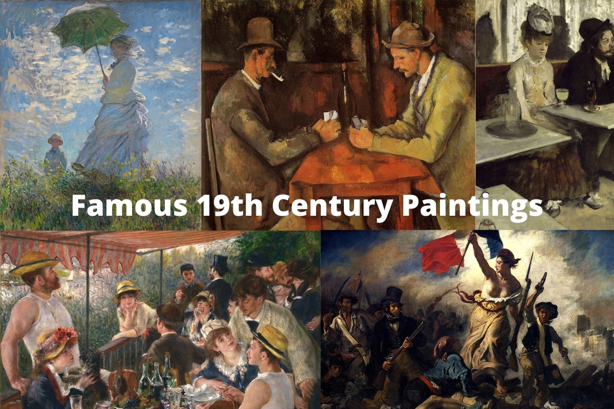 Famous 19th Century Paintings