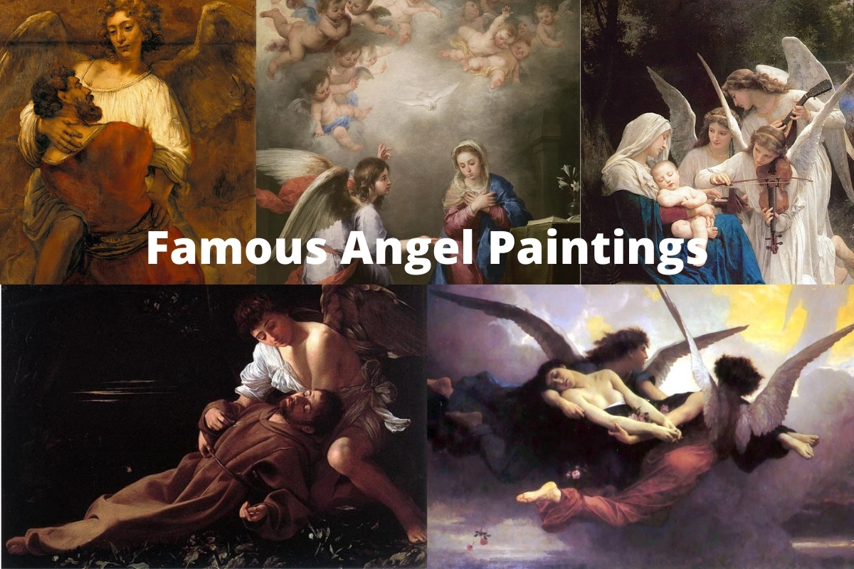 Famous Angel Paintings