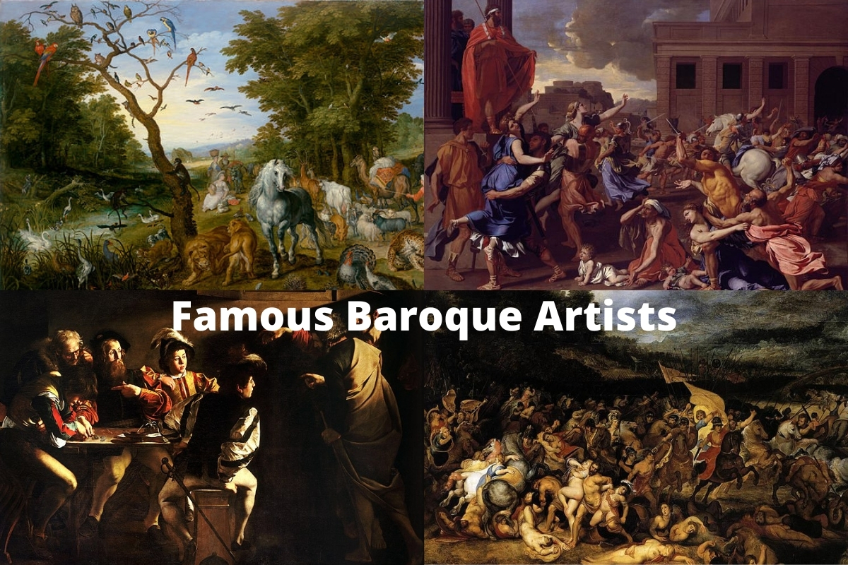 Famous Baroque Artists