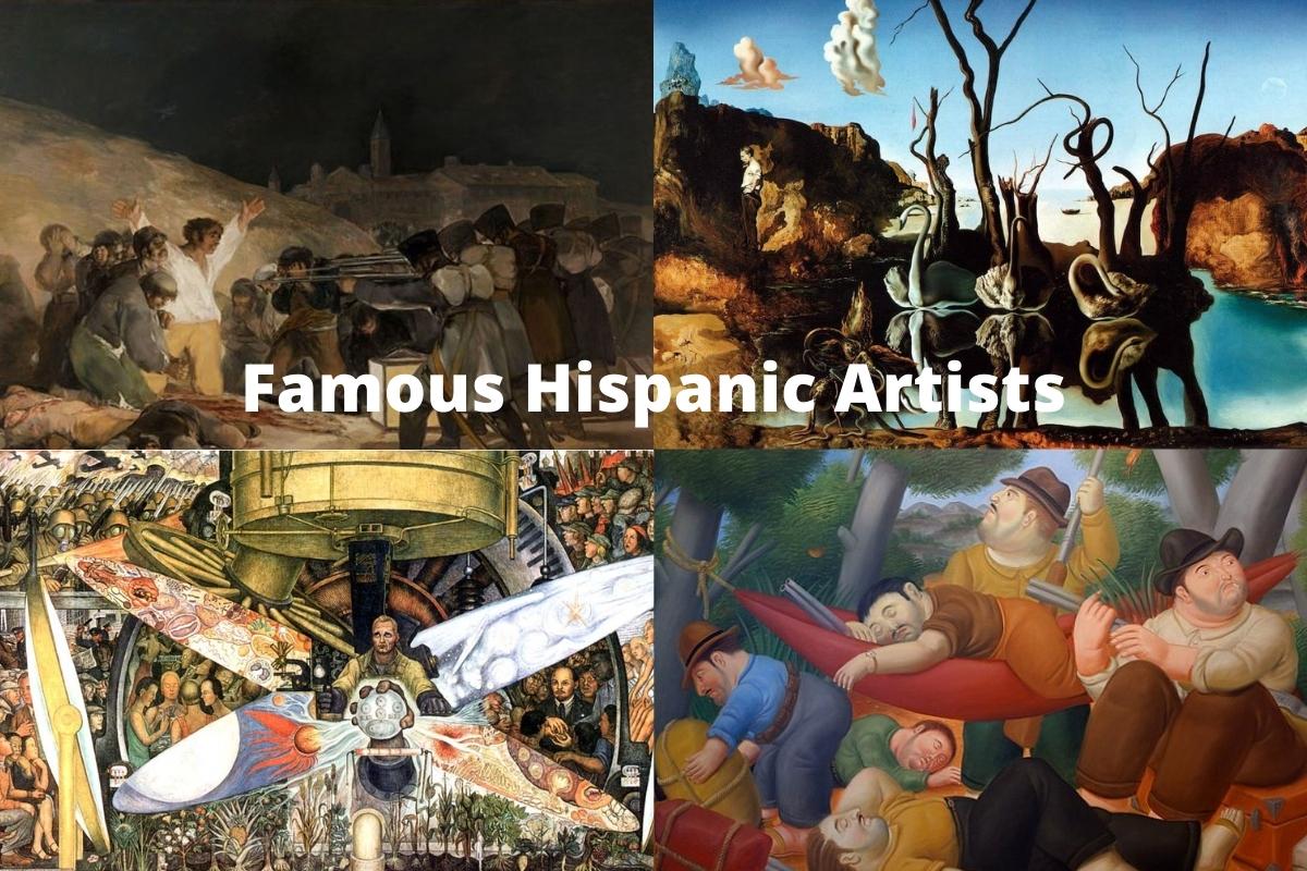 Famous Hispanic Artists