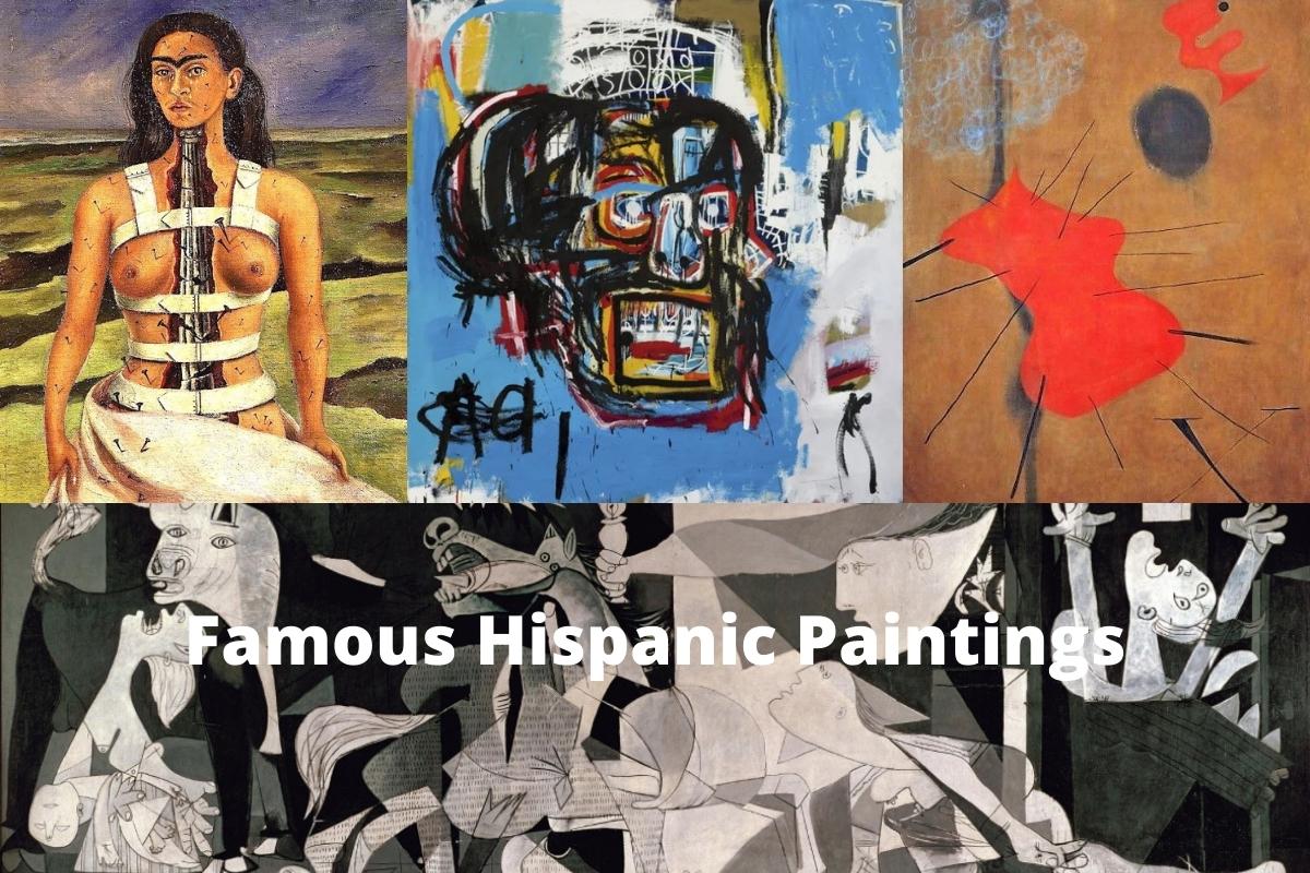 Famous Hispanic Paintings