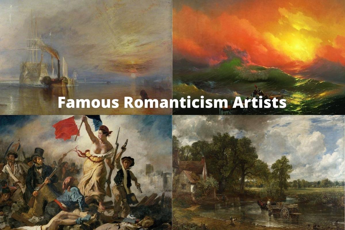 Famous Romanticism Artists