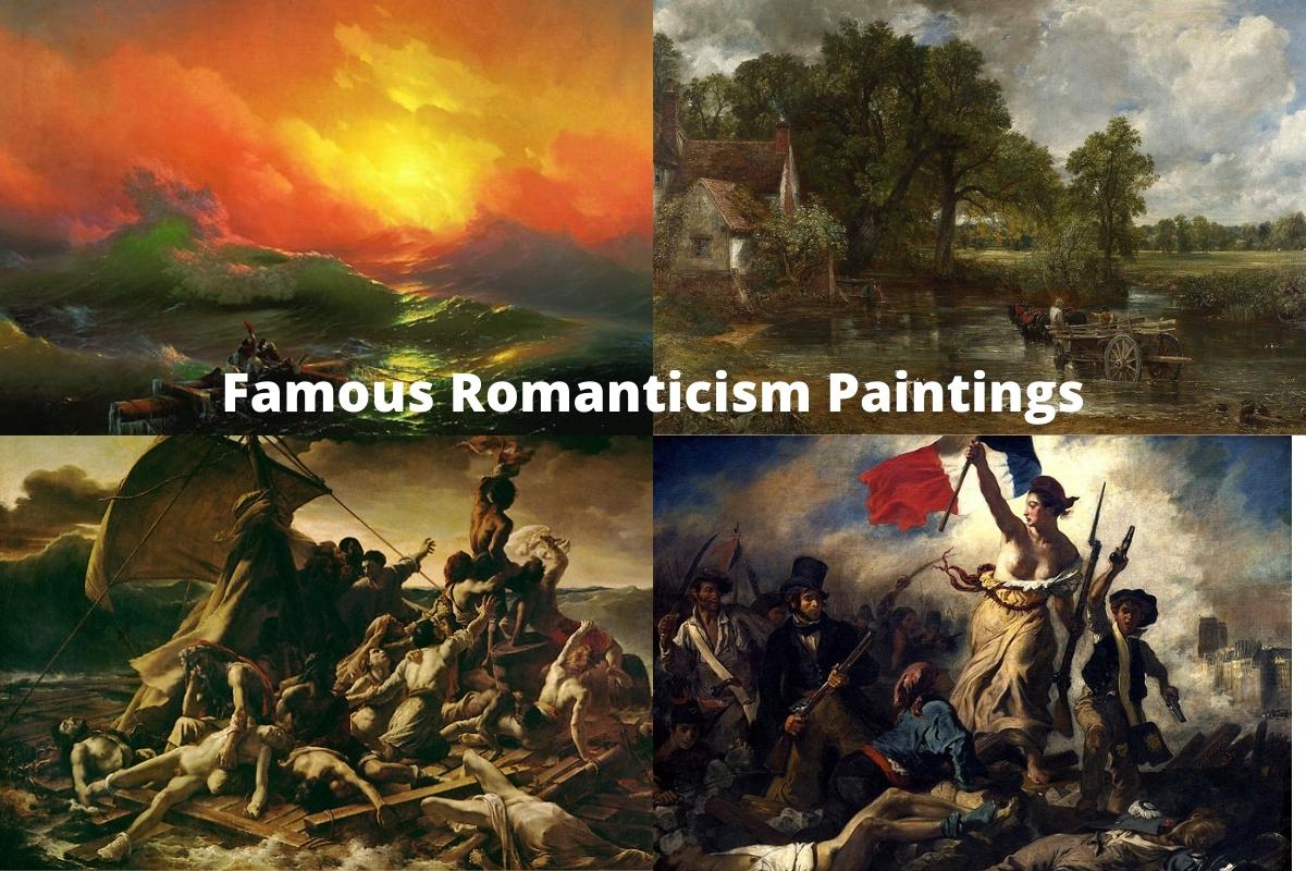 Famous Romanticism Paintings