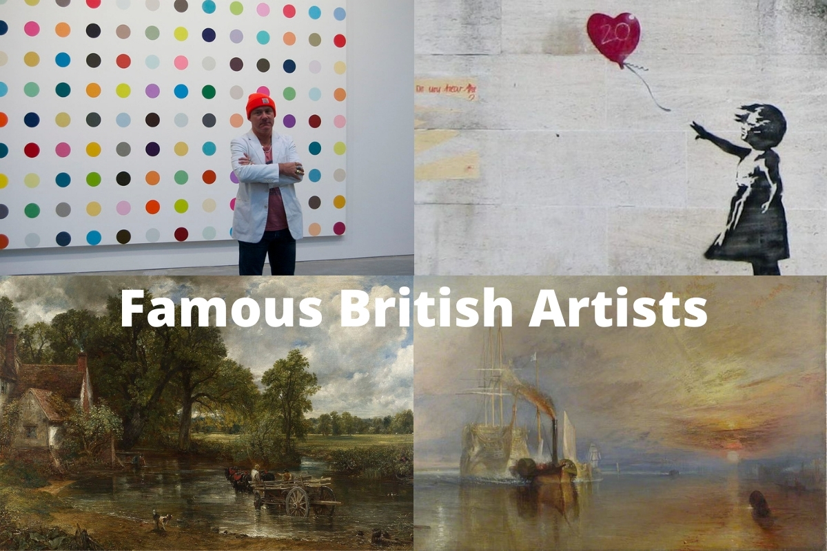 Famous British Artists