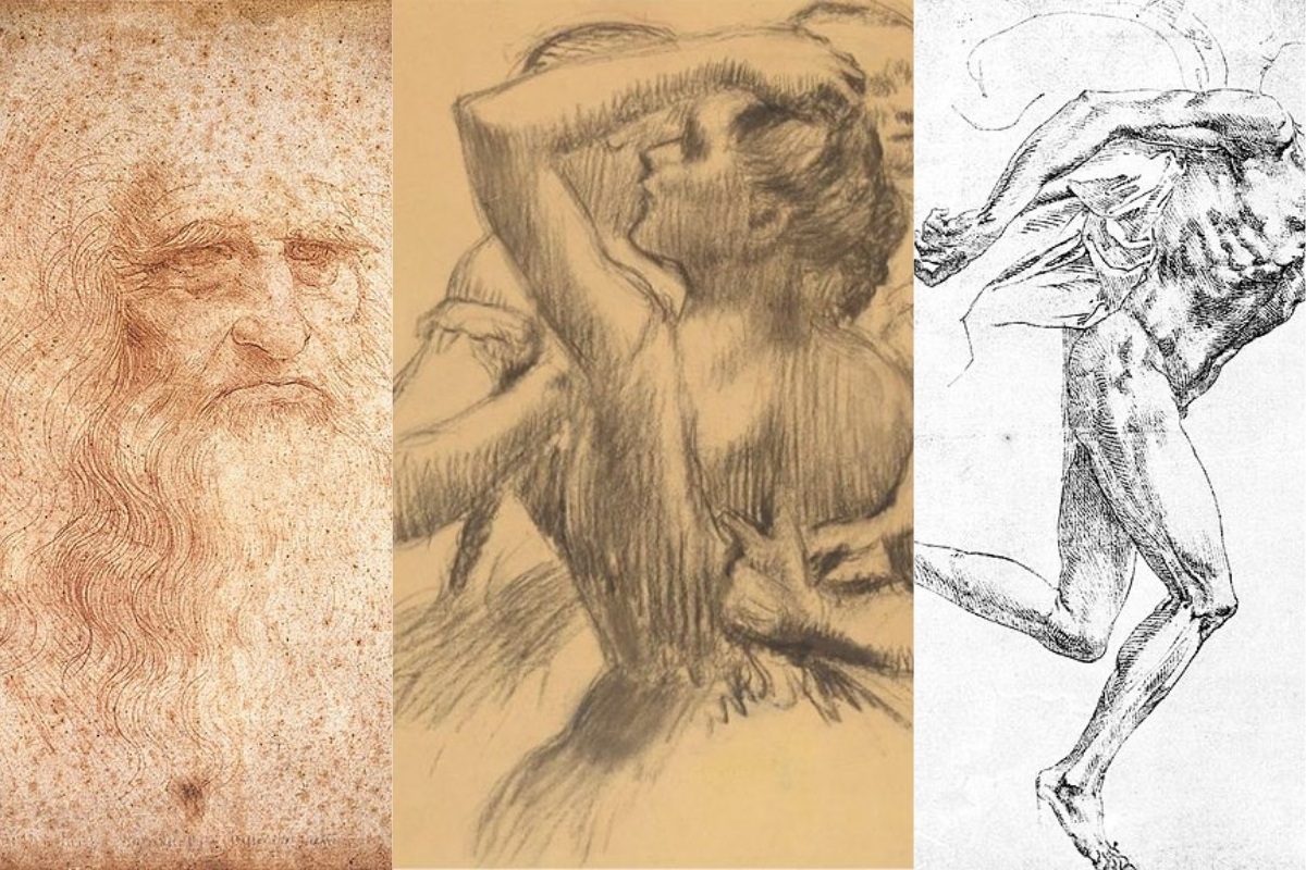 Famous Drawing Artists