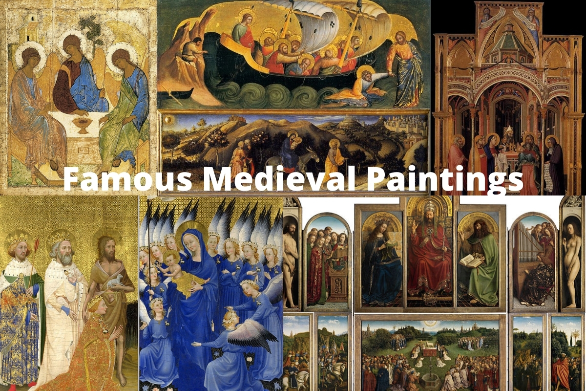 Famous Medieval Paintings