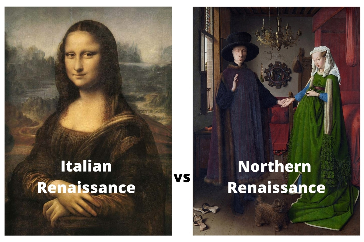 Italian Renaissance vs Northern Renaissance