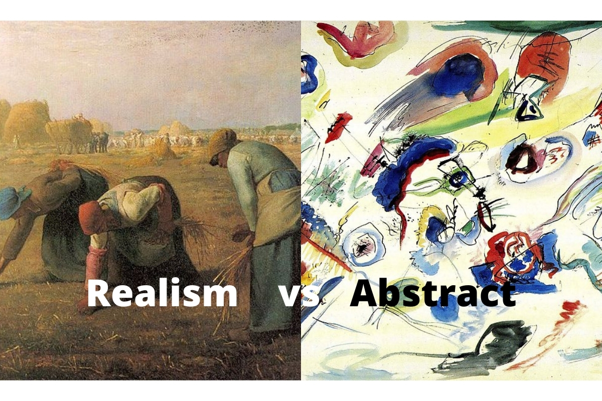 Realism vs Abstract