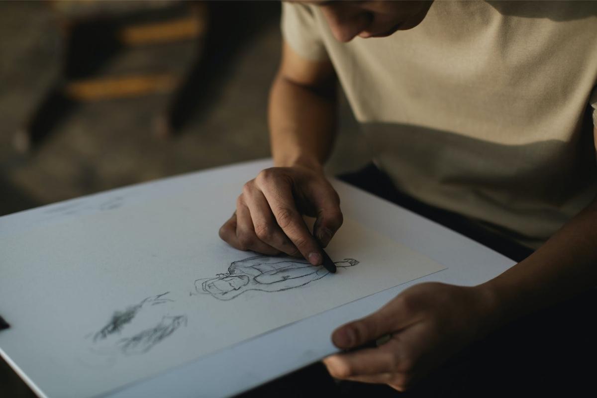 Sketch vs Drawing