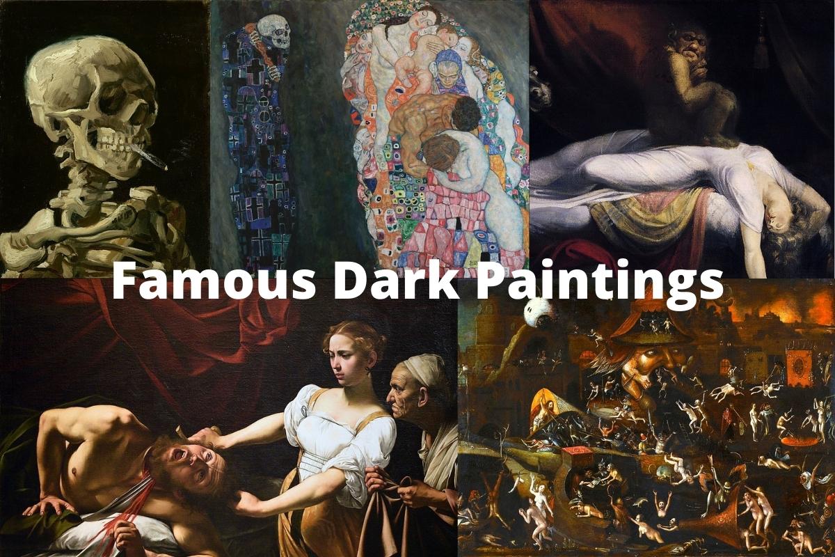 Famous Dark Paintings