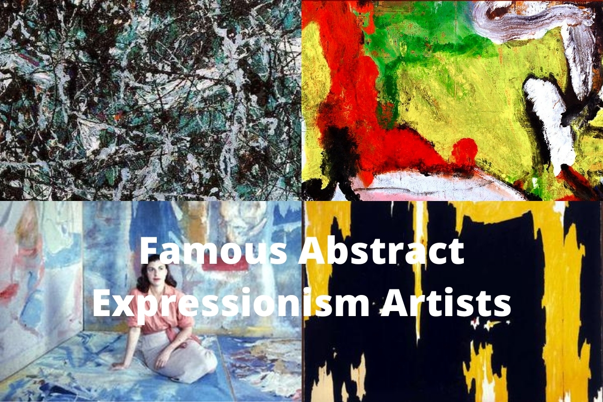 Famous Abstract Expressionism Artists