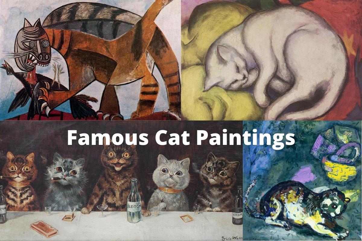 Famous Cat Paintings