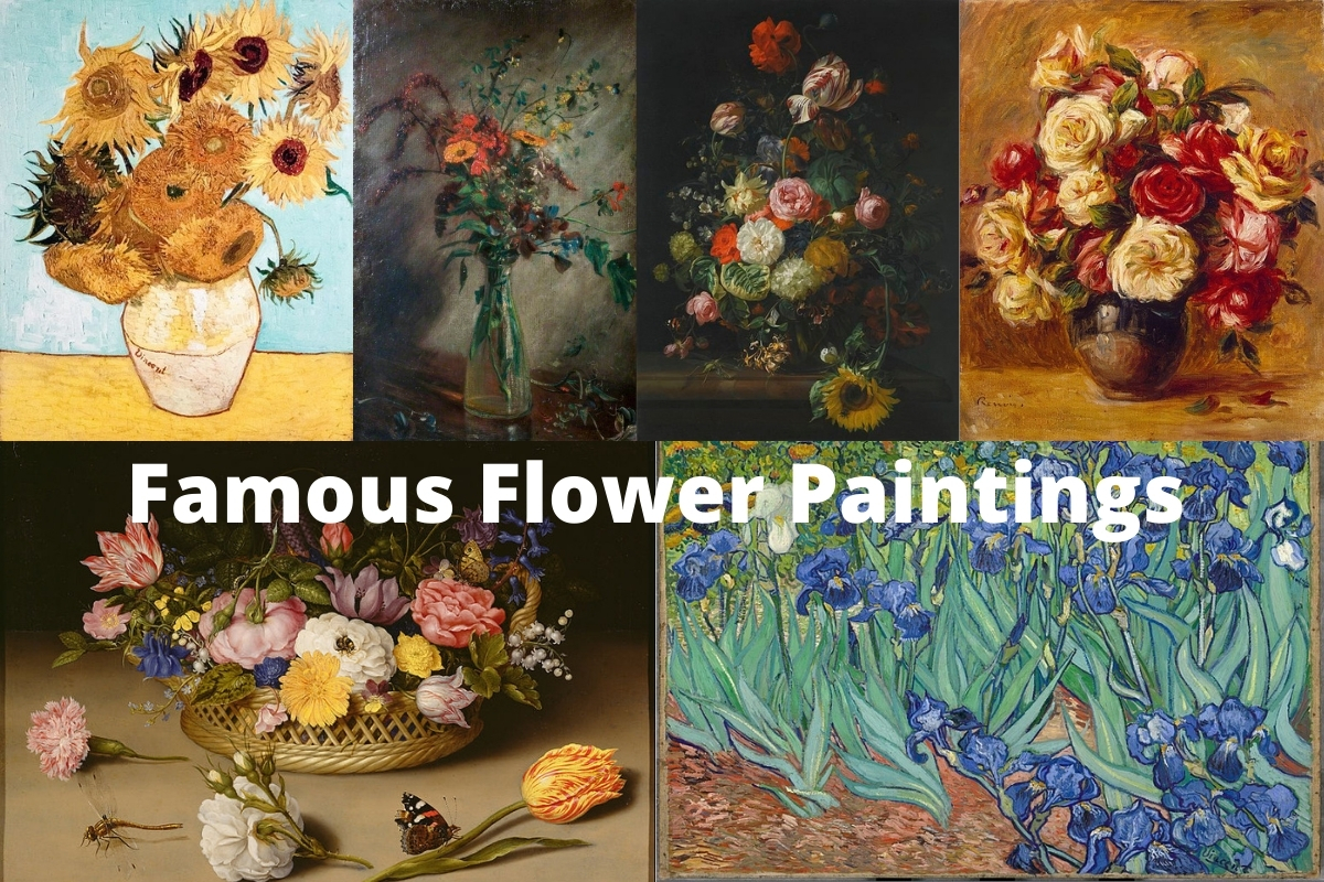 Famous Flower Paintings