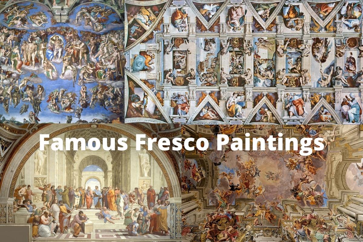 Famous Fresco Paintings
