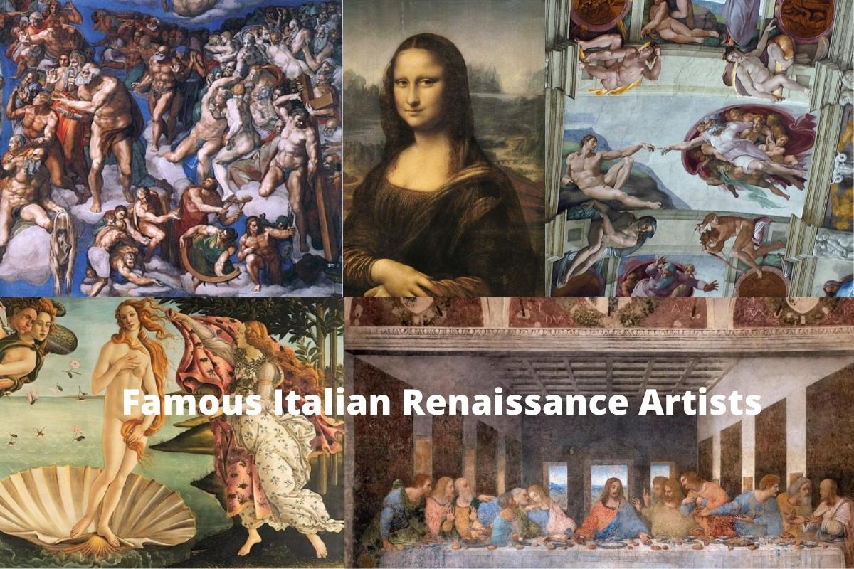 Famous Italian Renaissance Artists