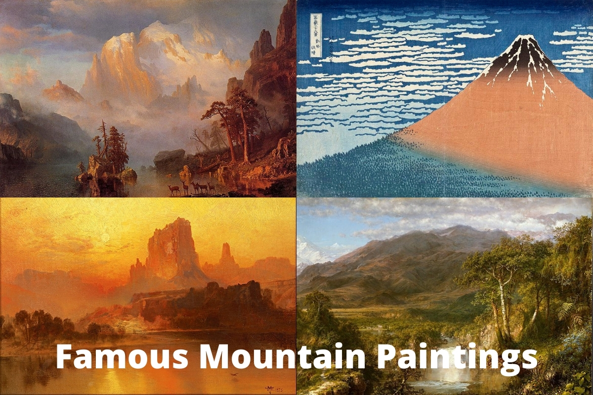 Famous Mountain Paintings