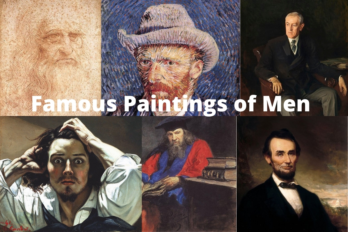Famous Paintings of Men