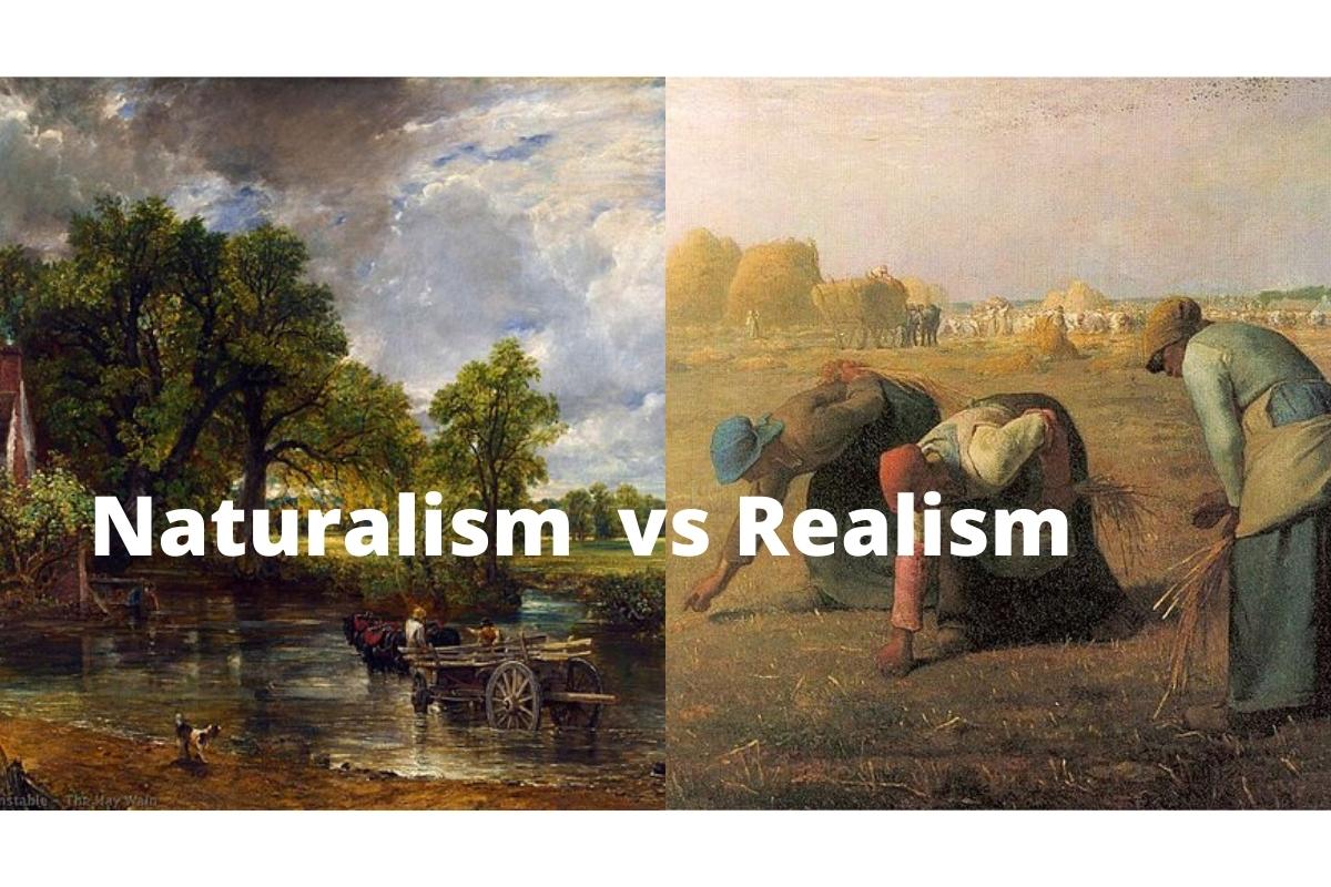Naturalism vs Realism